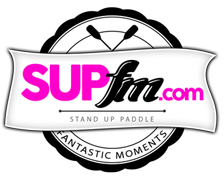 SUPfm Stand up paddle podcast